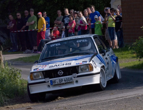 Absage 13. Rallye Grönegau