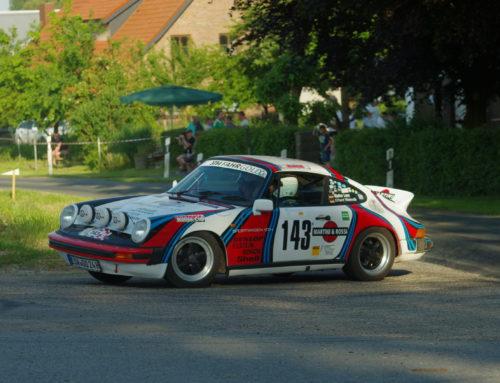 Bericht über 12. Rallye Grönegau